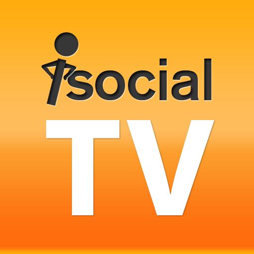 iSocialTV LOGO-APP點子