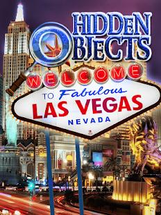 Hidden Objects - Las Vegas