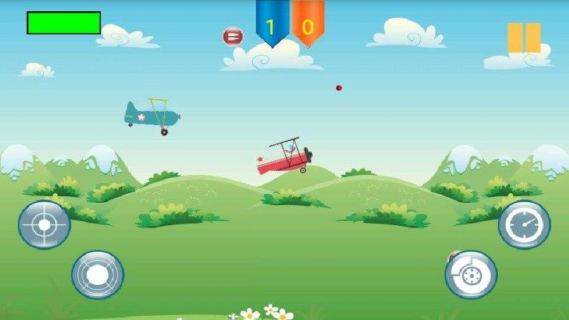Air Mayhem Multiplayer- screenshot