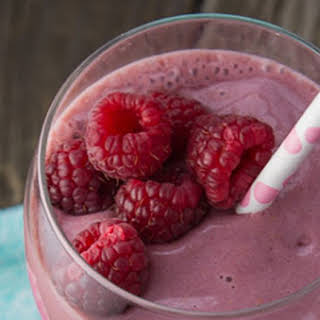 Healthy Berry Smoothie.