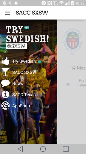 Try Swedish SXSW