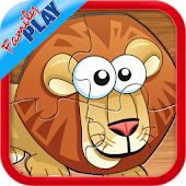 Preschool Puzzles: Animals