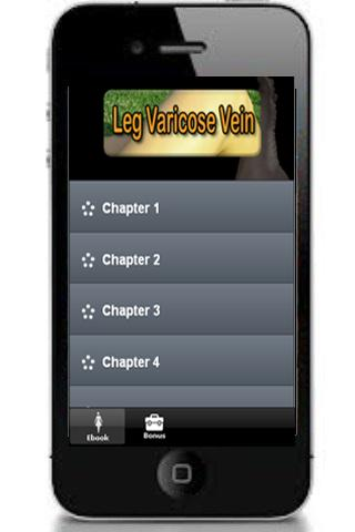 Leg Varicose Vein Guide - screenshot