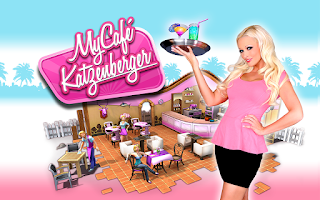Screenshot of MyCafeKatzenberger