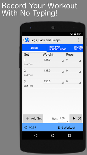 GYMer Pro - Weight Lifting