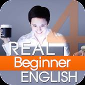 Real English Beginner Vol.4