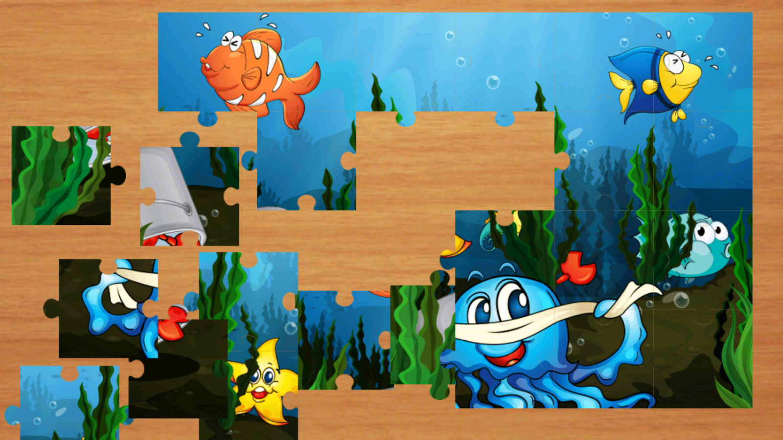 kids games jigsaw puzzles android apps on google play