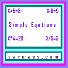 Simple Equations icon
