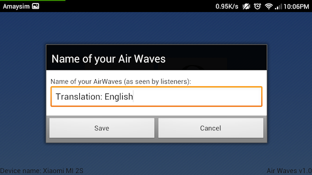 Air Waves (Lite)
