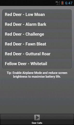 NZ Deer Caller
