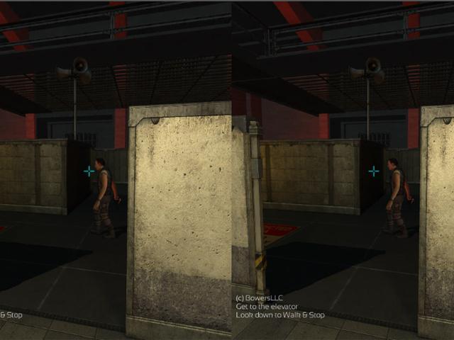 android Prison Break -Google Cardboard Screenshot 3