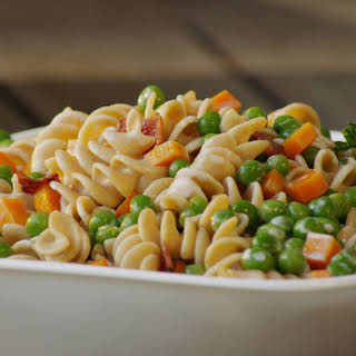 Pasta Salad With Peas And Carrots Recipes.