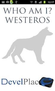 Who am I Westeros