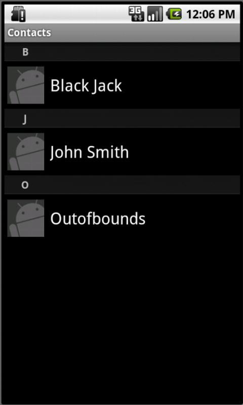 Hide phone number- screenshot