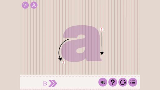 Write The Alphabet ABC u270f 1.0 screenshots 2