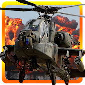 Helicopter gunships puzzles