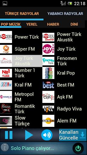 İnternet Radyo