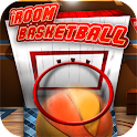 i-Room Basketball GOLD logo