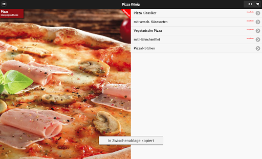 Pizza König- screenshot thumbnail