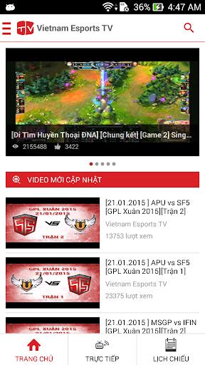 Vietnam Esports TV VETV