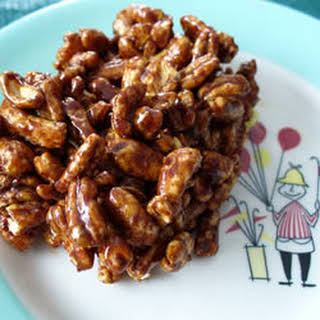 Puffed Wheat Cereal Recipes.