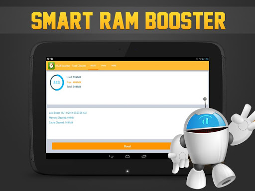 RAM Booster - Fast Cleaner