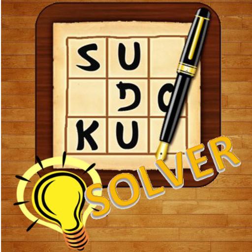 Sudoku Solver LOGO-APP點子