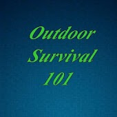 Outdoor Survival 101