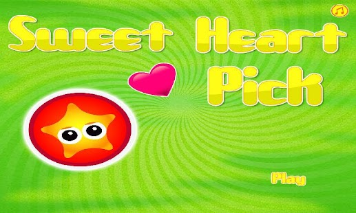 Sweet Heart Pick