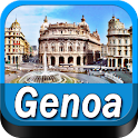 Genoa Offline Map Travel Guide icon