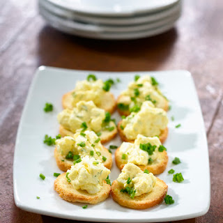 Egg Salad Breakfast.