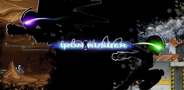 Iron Rusher