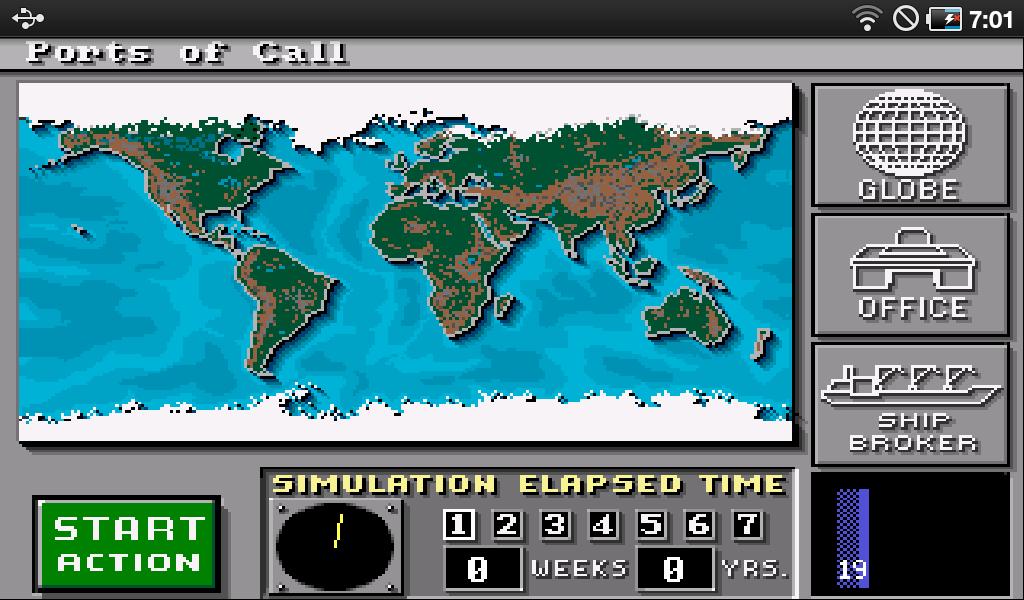 Ports Of Call Classic screenshot #7