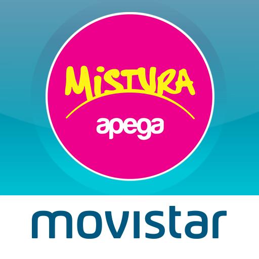 Movistar Mistura LOGO-APP點子