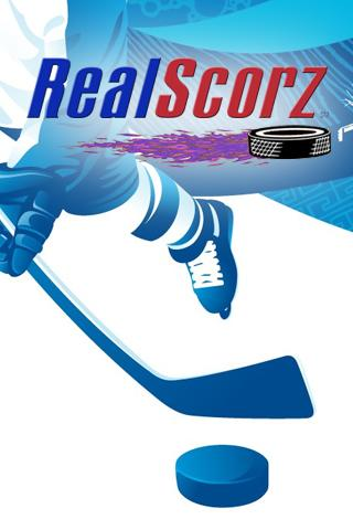 RealScorz Hockey- screenshot