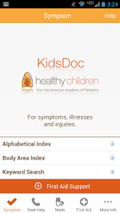 KidsDoc - screenshot thumbnail