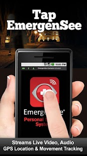EmergenSee - Personal Security - screenshot thumbnail