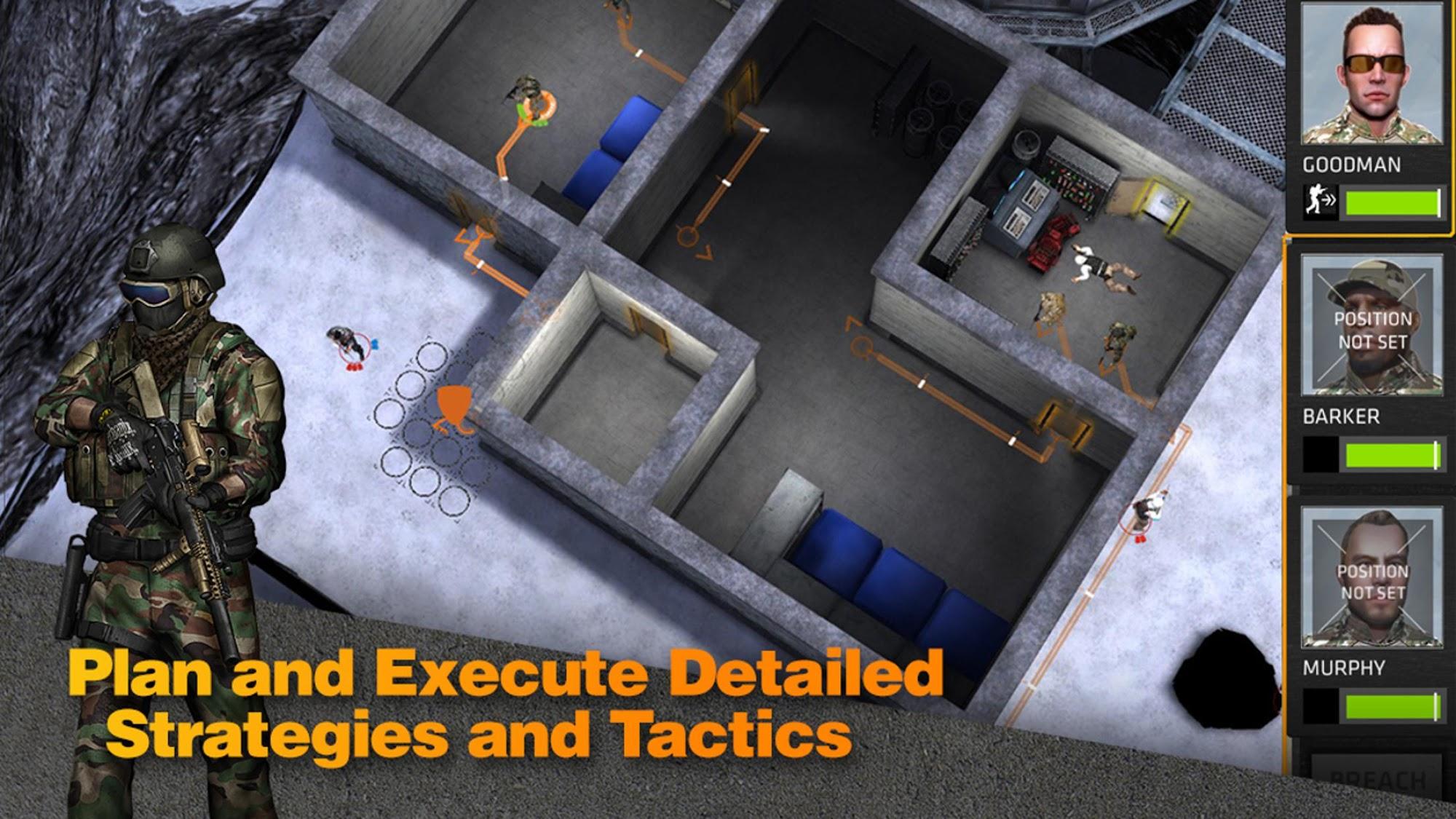 Breach & Clear screenshot #13
