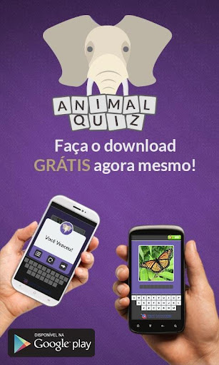 【免費益智App】Animal Quiz-APP點子