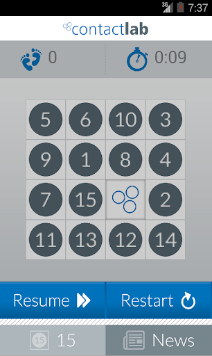 ContactLab Challenge 15