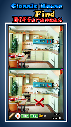 Classic House Find Differences 1.4.0 screenshots 10