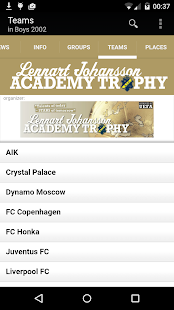 LJ Academy Trophy- screenshot thumbnail