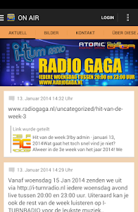 Danceradio Gaga - screenshot thumbnail