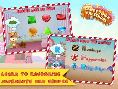 Candy Town Preschool screenshot