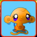 MONKEY GO HAPPY MINI MONKEYS icon