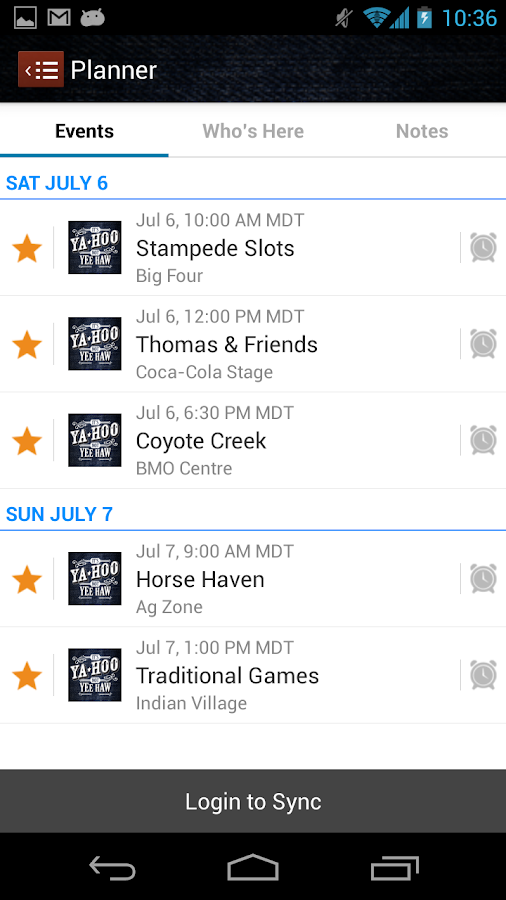 Calgary Stampede - screenshot