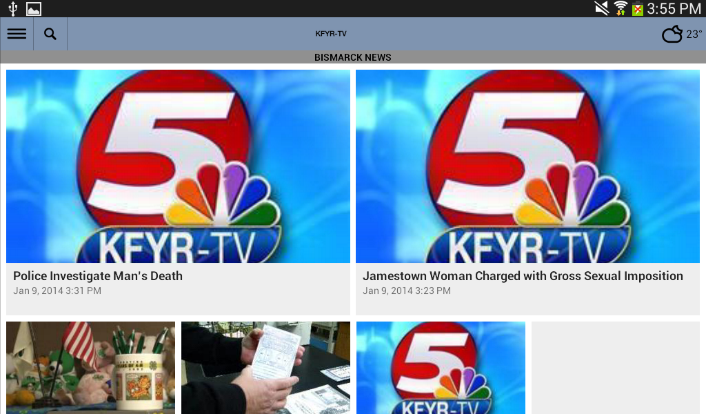 KFYR-TV Mobile News - screenshot