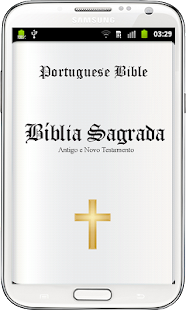 Portuguese bible Free - screenshot thumbnail