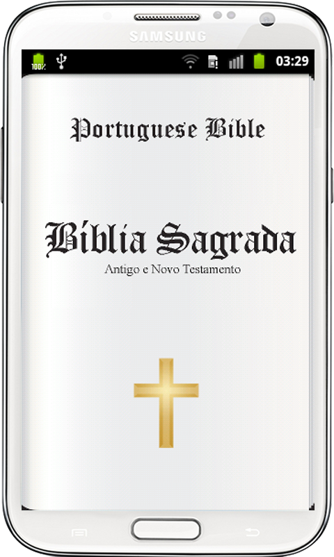 Portuguese bible Free - screenshot