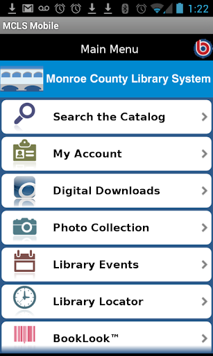 Monroe County Libraries NY